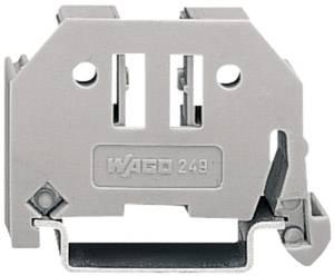 WAGO Kammbrücker 3-fach 870-403 grau 18A 10 Stück