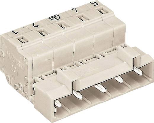 WAGO Buchsengehäuse-Platine 721 Polzahl Gesamt 5 Rastermaß: 7.50 mm 721-835/001-000 1 St.