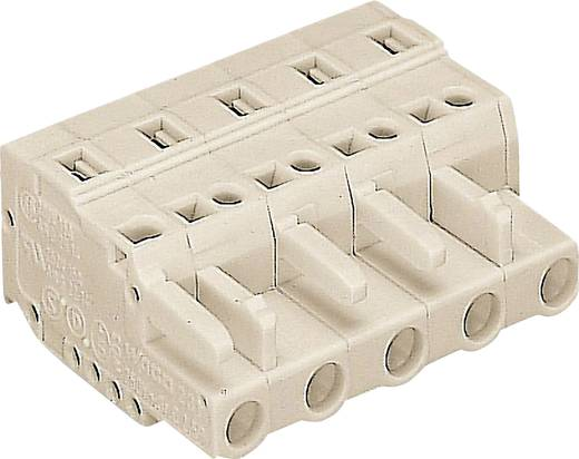 WAGO Buchsengehäuse-Kabel 721 Polzahl Gesamt 2 Rastermaß: 7.50 mm 721-202/026-000 1 St.