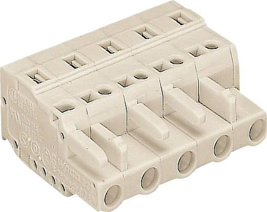 WAGO Buchsengehäuse-Kabel 721 Polzahl Gesamt 3 Rastermaß: 7.50 mm 721-203/026-000 1 St.