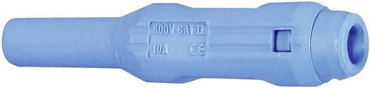 Laborbuchse Buchse, gerade Stift-Ø: 2 mm Blau Stäubli SL205-BA 1 St.