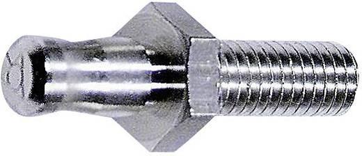 Laborstecker Stecker, Einbau vertikal Stift-Ø: 6 mm Messing MultiContact POAG-S6/15 1 St.