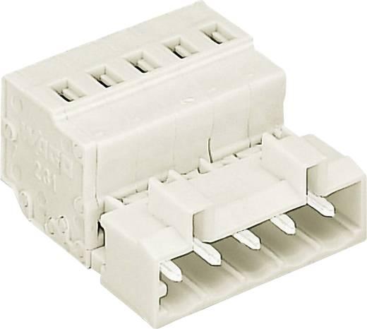 Buchsengehäuse-Kabel 721 Polzahl Gesamt 3 WAGO 721-603 Rastermaß: 5 mm 1 St.