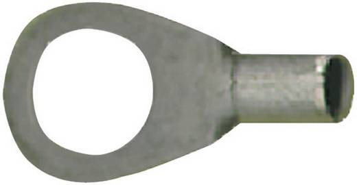 Ringkabelschuh Querschnitt (max.)=0.5 mm² Loch-Ø=2.2 mm Unisoliert Metall Vogt Verbindungstechnik 3490A 1 St.