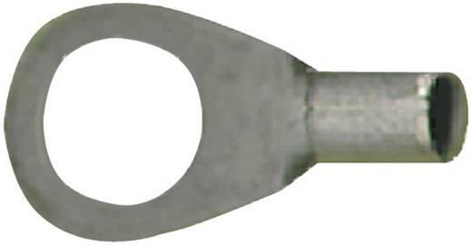 Ringkabelschuh Querschnitt (max.)=1 mm² Loch-Ø=5.3 mm Unisoliert Metall Vogt Verbindungstechnik 3510A 1 St.