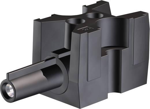 Verbindungsklemme flexibel: -2.5 mm² starr: -2.5 mm² Polzahl: 1 Stäubli 15.0188 1 St. Schwarz