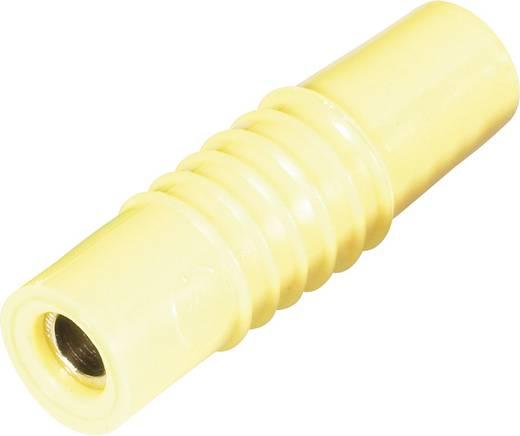 Laborbuchse Stecker, gerade Stift-Ø: 4 mm Gelb Schnepp KP 4000 S 1 St.
