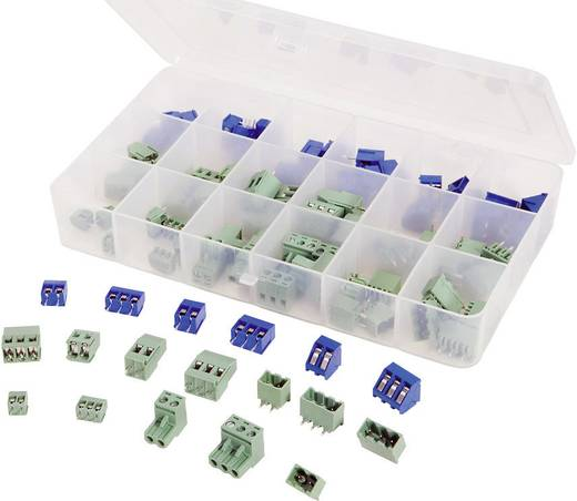 Printklemmen-Set Conrad Components 1 Set