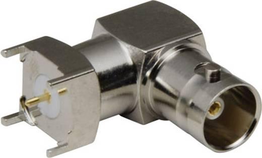 BNC-Steckverbinder Buchse, Einbau horizontal 75 Ω BKL Electronic 401110 1 St.