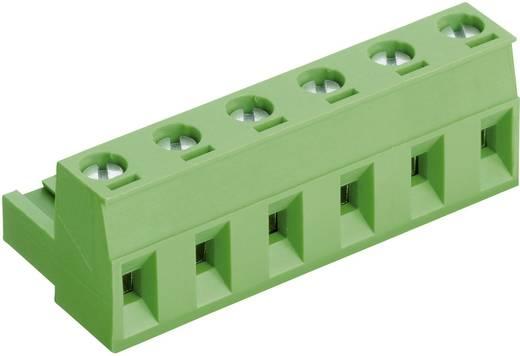 Buchsengehäuse-Kabel AKZ960 Polzahl Gesamt 6 PTR 50960050021D Rastermaß: 7.62 mm 1 St.