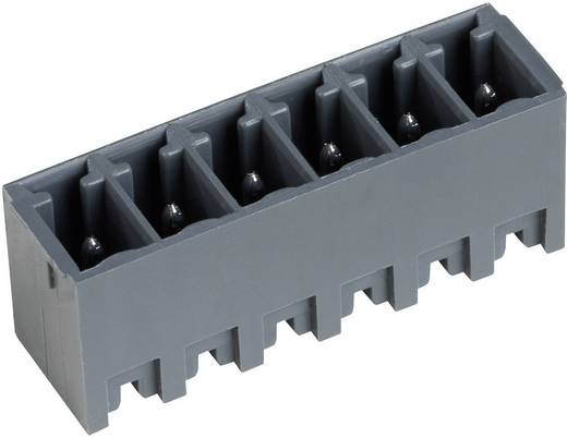 Stiftgehäuse-Platine STL(Z)1550 Polzahl Gesamt 12 PTR 51550125355D Rastermaß: 3.50 mm 1 St.