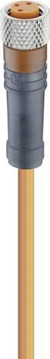 Sensor-/Aktor-Steckverbinder, konfektioniert M8 Buchse, gerade 5 m Polzahl: 3 Lumberg Automation 11295 RKMV 3-06/5 M 1 S