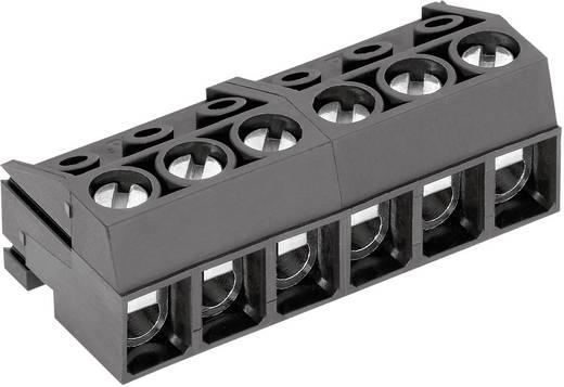 Buchsengehäuse-Kabel AK130 Polzahl Gesamt 10 PTR 50130100001E Rastermaß: 5 mm 1 St.