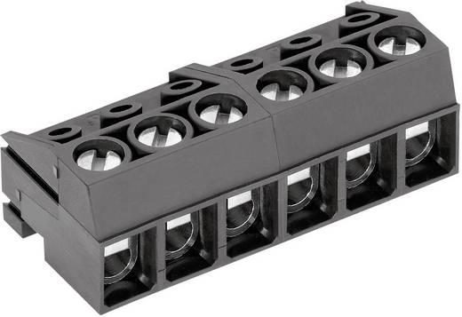 Buchsengehäuse-Kabel AK130 Polzahl Gesamt 8 PTR 50130080001E Rastermaß: 5 mm 1 St.