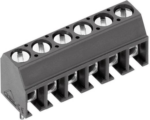 Schraubklemmblock 1.00 mm² Polzahl 6 AK550/6DS-3.5-V PTR Grau 1 St.