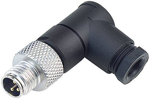 Sensor-/Aktor-Steckverbinder, unkonfektioniert M8 Stecker, gewinkelt Polzahl (RJ): 3 Binder 99-3385-00-03 1 St.