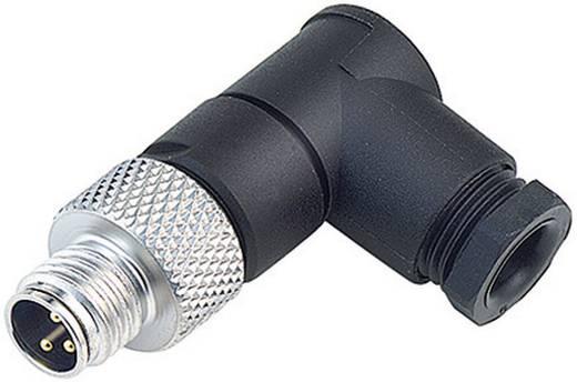 Sensor-/Aktor-Steckverbinder, unkonfektioniert M8 Stecker, gewinkelt Polzahl (RJ): 4 Binder 99-3387-00-04 1 St.
