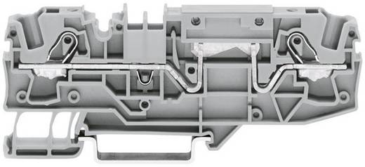 Durchgangsklemme 7.50 mm Zugfeder Belegung: N Blau WAGO 2006-1604 1 St.
