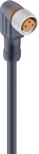 Câble M8 pour capteurs/actionneurs femelle coudée Lumberg Automation RKMWV/LED A 3-224/5 M 14005 Conditionnement: 1 pc(