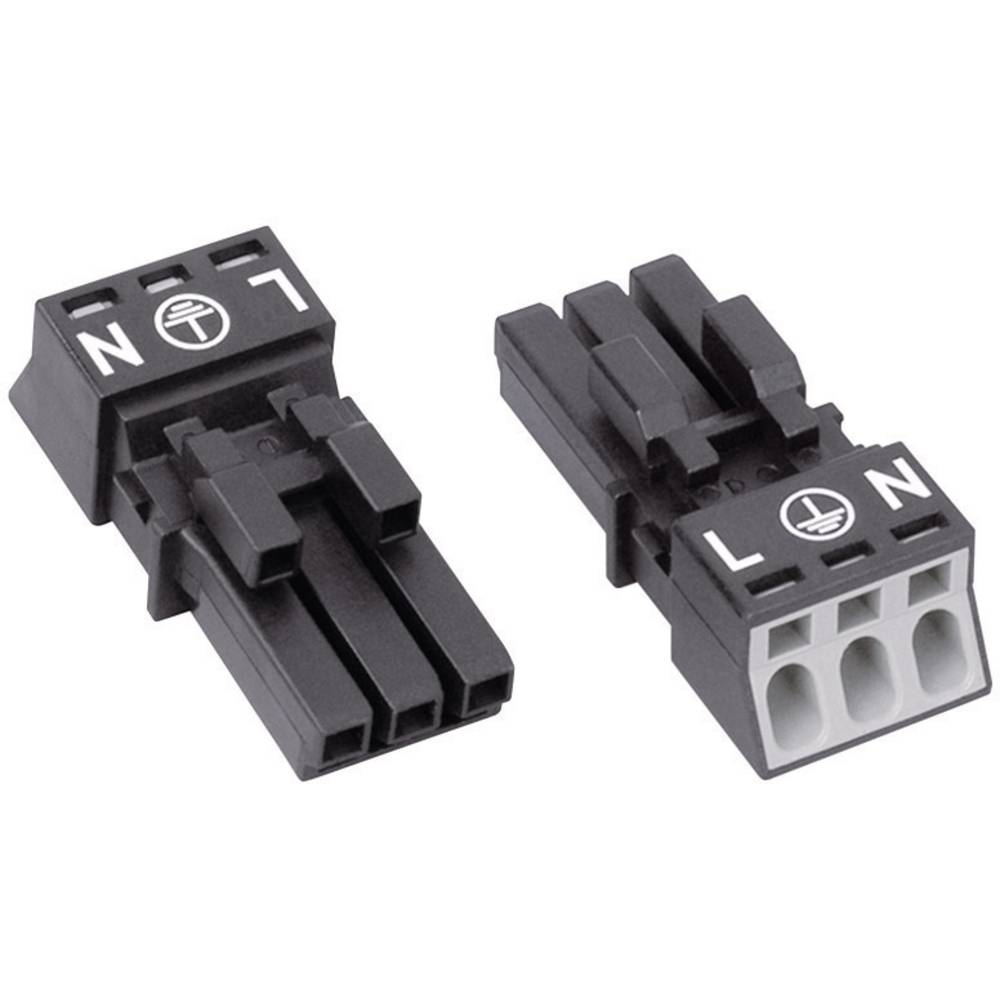 netz steckverbinder winsta mini serie netzsteckverbinder winsta mini buchse gerade. Black Bedroom Furniture Sets. Home Design Ideas