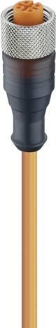Câble M12 pour capteurs/actionneurs mâle droit Lumberg Automation RKT 4-07/5 M 11349 Conditionnement: 1 pc(s)