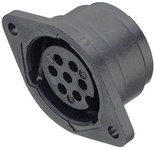Standard-Rundsteckverbinder Serie 690 Pole: 7 Flanschdose 5 A 09-0066-00-07 Binder 1 St.