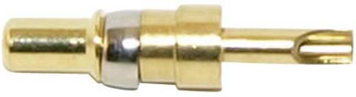 Hochstrom-Stiftkontakt AWG min.: 12 AWG max.: 10 Gold auf Nickel 30 A Conec 131C10039X 1 St.