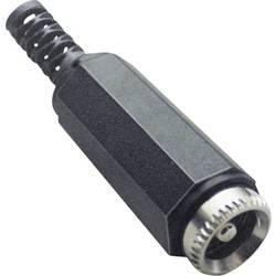 Nízkonapäťový konektor zásuvka, rovná TRU COMPONENTS 5.5 mm, 2.5 mm, 100 ks