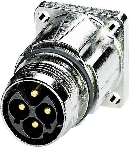 Leistungssteckverbinder - power M17 - M P20 ST-3EP1N8AWQ00S Silber Coninvers Inhalt: 1 St.