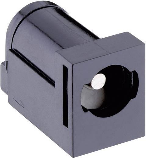 Niedervolt-Steckverbinder Buchse, Einbau horizontal 5.7 mm 2.35 mm Lumberg 161323 1 St.