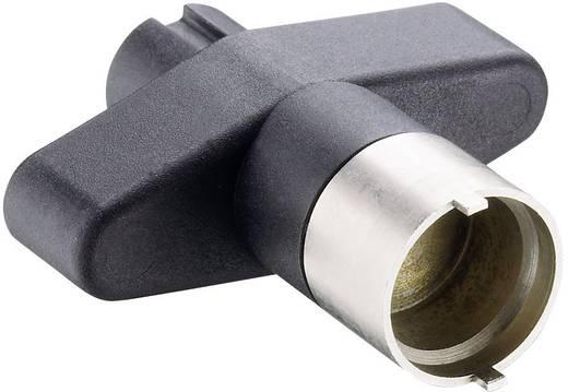Montageschlüssel Lumberg 0380 Schwarz 1 St.