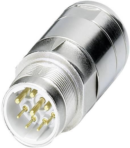 Leitungssteckverbinder - power M23 - Serie P30 SF-7EP1N8A90DU Silber Coninvers Inhalt: 1 St.