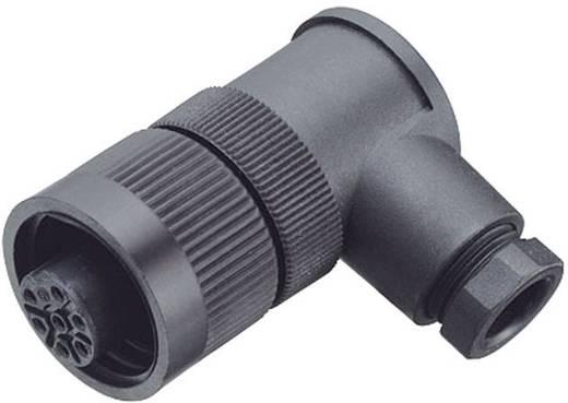 Standard-Rundsteckverbinder Serie 692 Pole: 6 + PE Kabelstecker 10 A 99-0218-70-07 Binder 1 St.