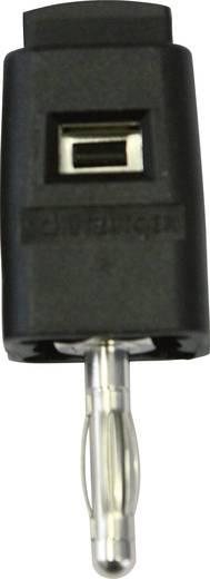 Schnelldruckklemme Schwarz 16 A Schützinger 1 St.