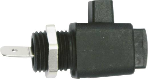 Einbau-Schnelldruckklemme Schwarz 16 A Schützinger 1 St.
