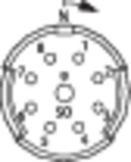 Kontakteinsätze mit Crimpkontakten für Serie RC, UC und TU RC-12S2N8D0000 Coninvers Inhalt: 1 St.