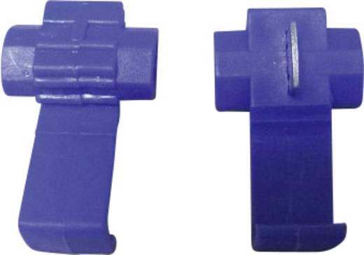 Kabel-Schnellklemmverbinder-Set Blau 5 St.