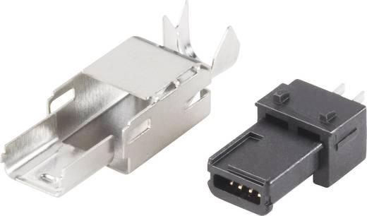 Mini USB-Stecker 2.0 Stecker, gerade 10120251 Mitsumi USB-B BKL Electronic Inhalt: 1 St.