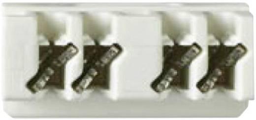 Anschlussleisten PCB-PLUS-Standard Typ Krone 6048 Leiterplattenmodul CAT5e (100 MHz) 6048 1 090-00 Weiß ADC Krone Inhalt