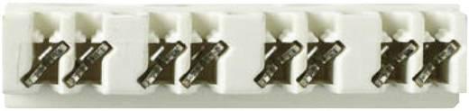 Anschlussleisten PCB-PLUS-Standard Typ Krone 6048 Leiterplattenmodul CAT5e (100 MHz) 6048 1 080-00 Weiß ADC Krone Inhalt