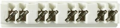 Basette di collegamento PCB-PLUS-HIGH-PERFORMANCE Tipo Krone 6048 Modulo a circuiti stampati CAT5e e CAT6 (fino a 300 MH