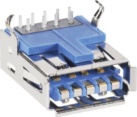 Buchse, Einbau 10120290 Einbaubuchse Typ A, abgewinkelt BKL Electronic Inhalt: 1 St.
