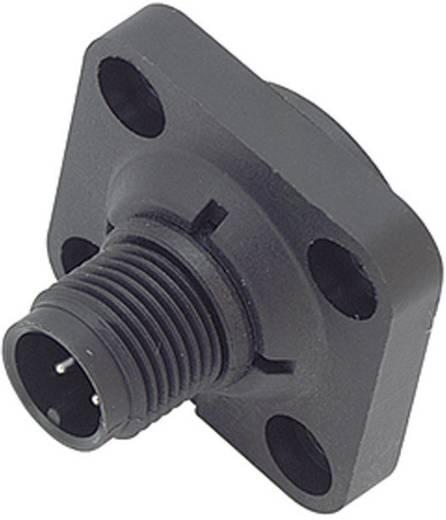 Sensor-/Aktor-Einbausteckverbinder M12 Stecker, gerade Polzahl (RJ): 4 Binder 09-0431-16-04 1 St.