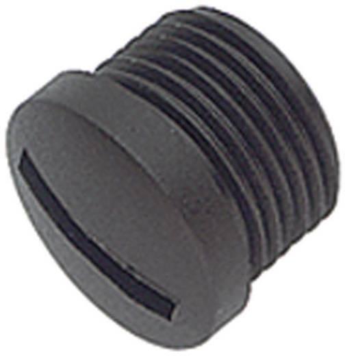 Sensor-/Aktor-Steckverbinder, unkonfektioniert M12 Schutzkappe Binder 08-2769-000-000 1 St.