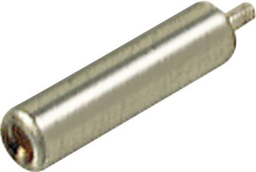 Miniatur-Laborbuchse Buchse, Einbau vertikal Stift-Ø: 2 mm Metall SKS Hirschmann MBU 2 1 St.