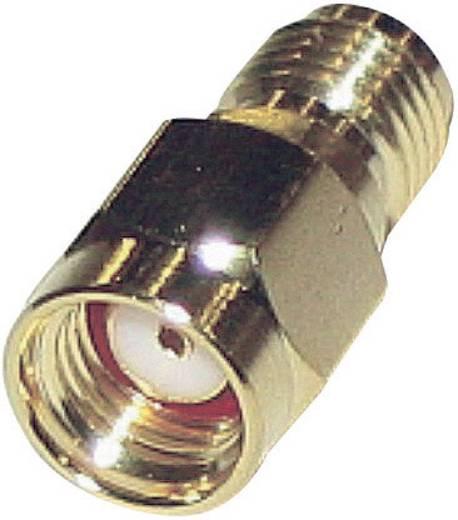 SMA-Reverse-Adapter SMA-Reverse-Stecker - SMA-Reverse-Buchse BKL Electronic 419100 1 St.