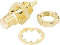 Connecteur SMC embase mâle verticale à souder TRU COMPONENTS 1579306 1 pc(s)