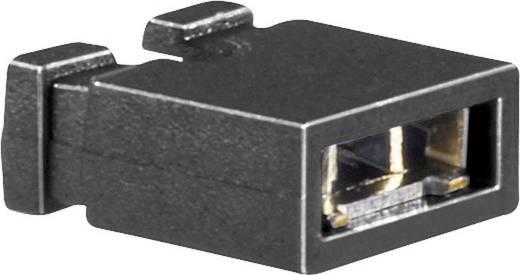 Kurzschlussbrücke Rastermaß: 2.54 mm Polzahl je Reihe:2 BKL Electronic 10120190 Inhalt: 1 St.