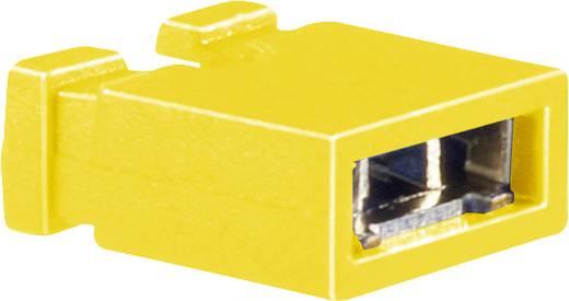 Kurzschlussbrücke Rastermaß: 2.54 mm Polzahl je Reihe:2 BKL Electronic 10120904 Inhalt: 1 St.