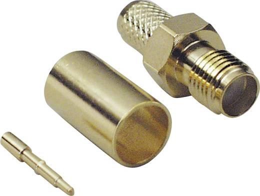 SMA-Reverse-Steckverbinder Buchse, gerade 50 Ω BKL Electronic 0419005 1 St.
